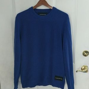 Calvin Klein Jean Blue Sweater
